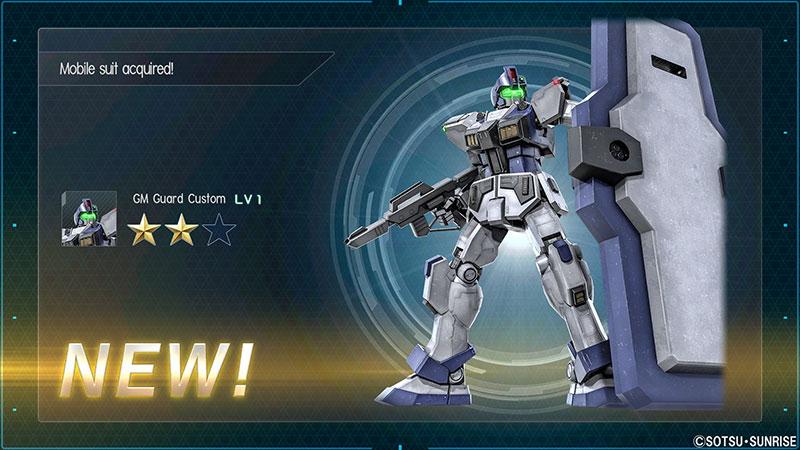 Mobile Suit Gundam Battle Operation 2 Mechas