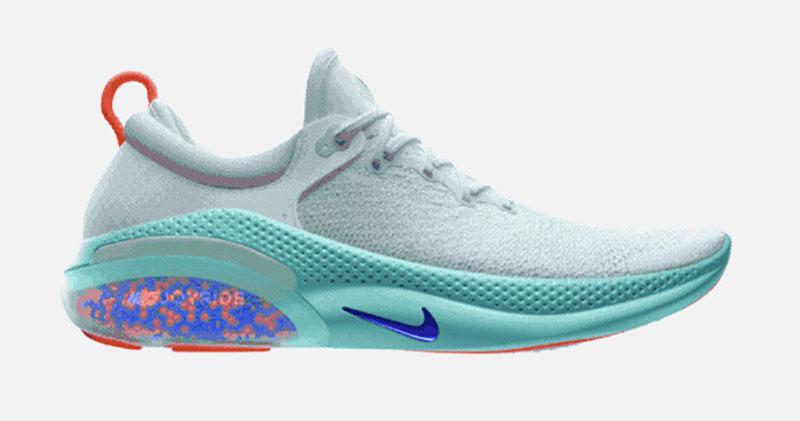 Nike Joyride suela