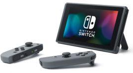 Nintendo Switch HAC-001(-01) aumenta la autonomía de su batería