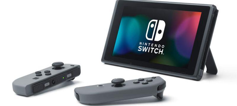 Nintendo Switch HAC-001(-01)