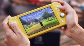Nintendo Switch Lite es compacta, barata y llegaría en octubre 2019