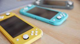 Nintendo lanza Switch Lite, más compacta y con mejor batería