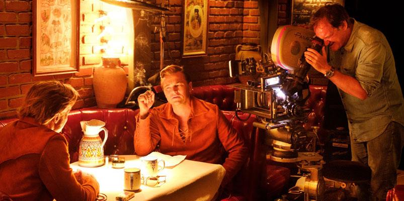 Once Upon a Time in Hollywood sería la última de Quentin Tarantino