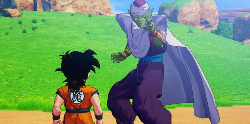 Los legendarios Guerreros Z pelearán en Dragon Ball Z: KAKAROT