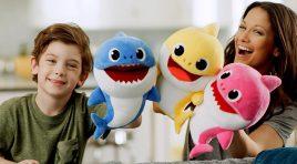 Baby Shark Fingerlings y Pinkfong Baby Shark Puppets de WowWee