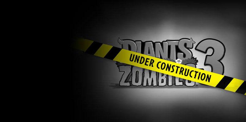 Plants vs. Zombies 3 es oficial y estrena versión pre-alpha
