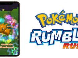 Pokemon Rumble Rush iPhone