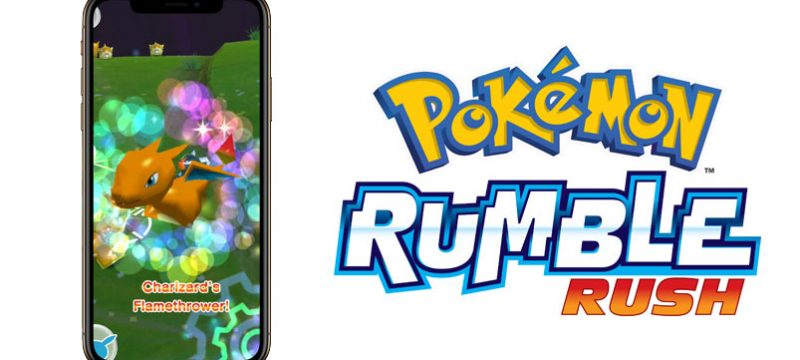 Pokemon Rumble Rush iPhone