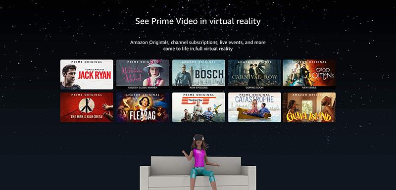 Prime Video VR series