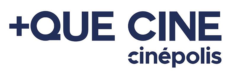 +Que Cine logo 2019