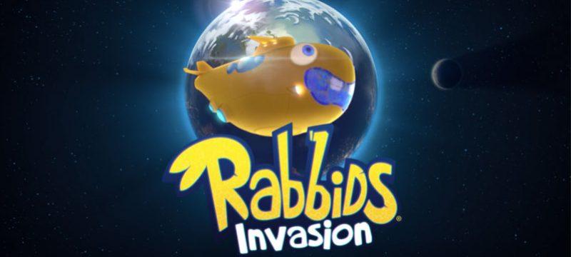 Rabbids Invasion Netflix 4 temporada