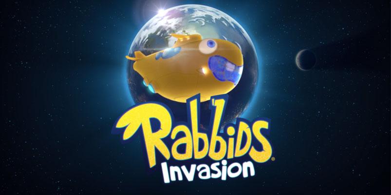 Rabbids Invasion estrena su cuarta temporada en Netflix