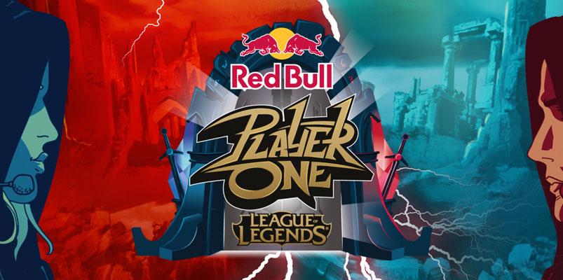 Red Bull Player One busca al mejor jugador de LoL en Chile