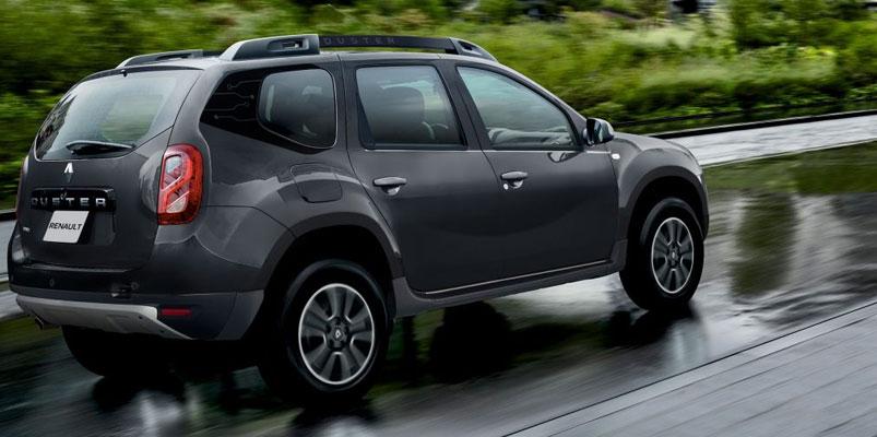 Renault Duster Connect, una opción para disfrutar la lluvia de la ciudad