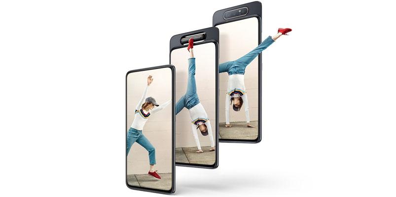 Samsung Galaxy A80 preventa Mexico