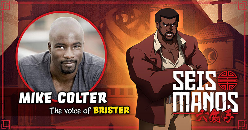 Seis Manos Mike Colter