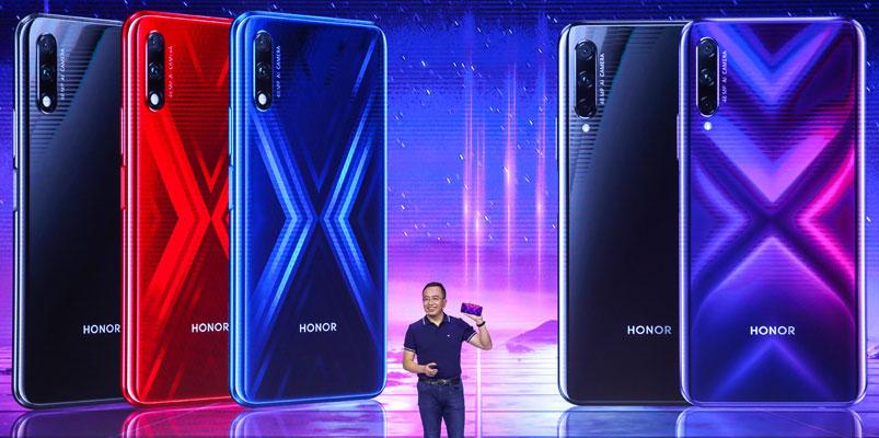 Honor presenta los Honor 9X y Honor 9X Pro con mucha tecnología
