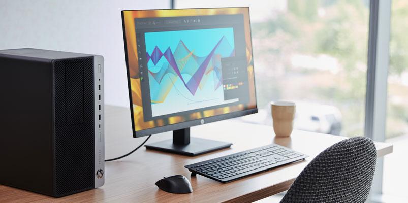 HP presenta su nueva serie G compuestas por desktops muy compactas