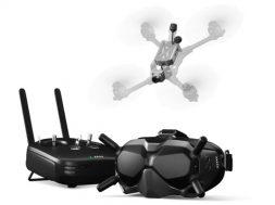 Sistema Digital DJI FPV carreras drones