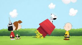 Snoopy in Space, la serie animada de Peanuts para Apple TV+