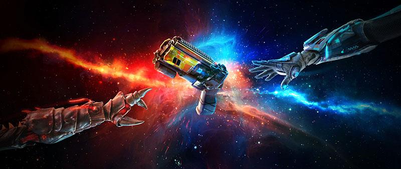 Space Junkies beta abierta sin vr