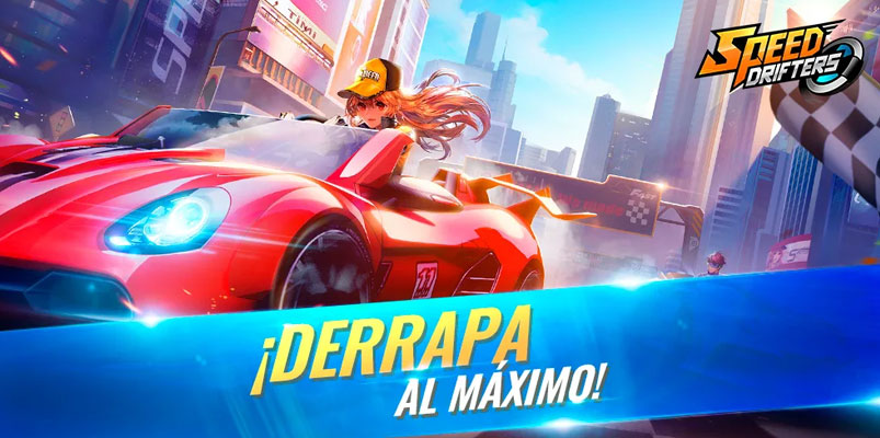 Speed Drifters llegará muy pronto a tu smartphone con Android o iOS