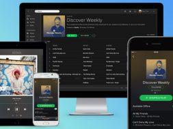 Spotify 108 millones usuarios