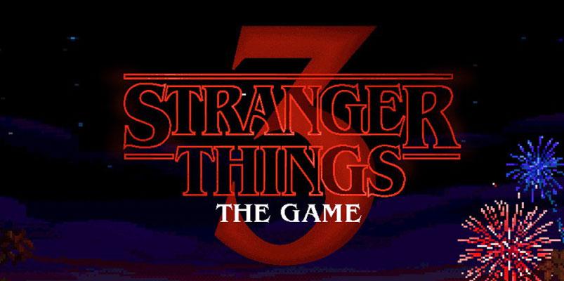 Stranger Things 3: The Game llega a las consolas y smartphones