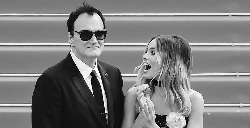 Tarantino Margot Once Upon a Time in Hollywood