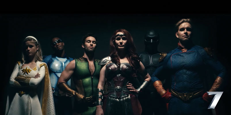 The Boys llega a Prime Video como la mejor serie anti-superhéroes