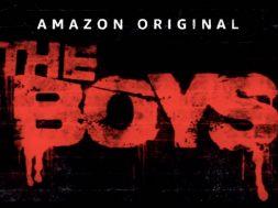 The Boys logo