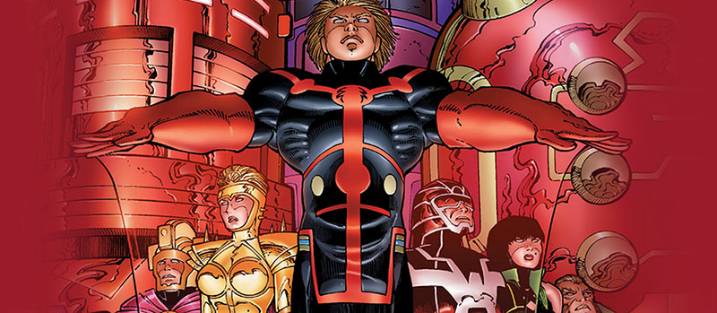 The Eternals Marvel Studios 2020 Movie