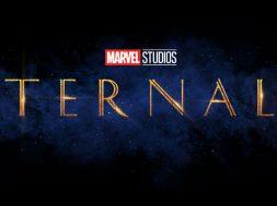 The Eternals Marvel Studios 2020 logo
