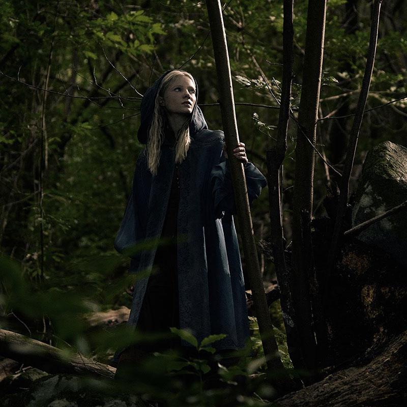 The Witcher Netflix Ciri completa