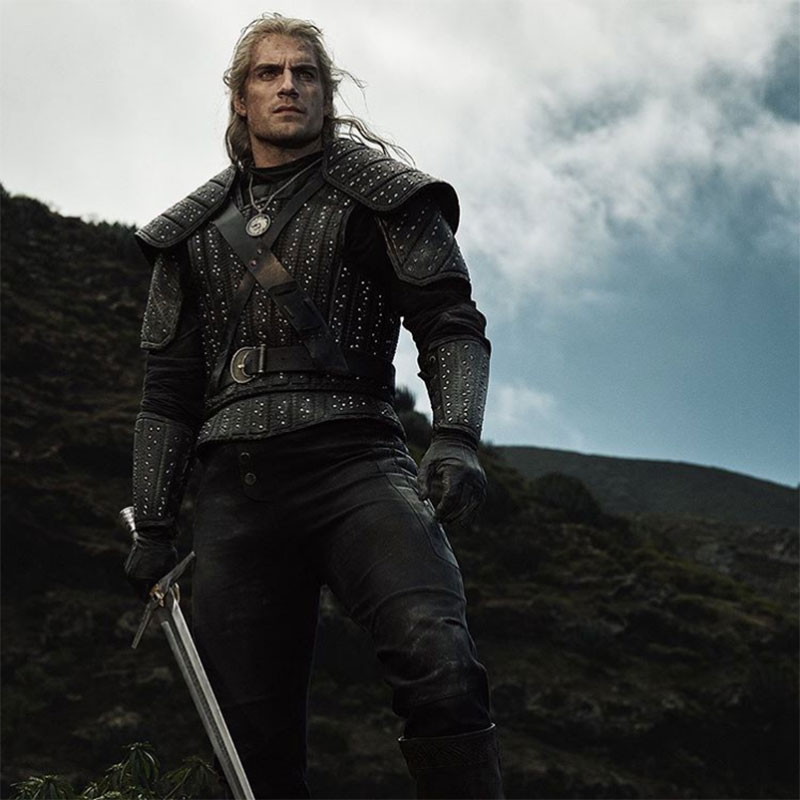 The Witcher Netflix Geralt de Rivia completo