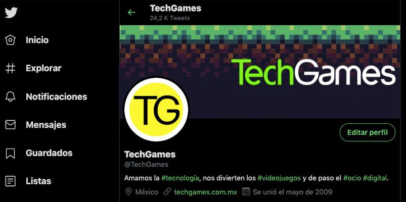 Twitter.com estrena nuevo diseño y es un cambio muy radical