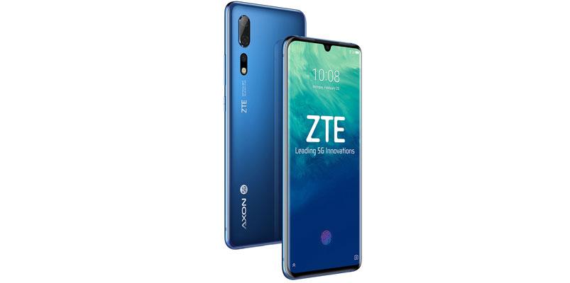 ZTE AXON 10 Pro 5G Finlandia
