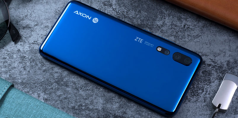 ZTE AXON 10 Pro 5G es el primer smartphone 5G en Finlandia