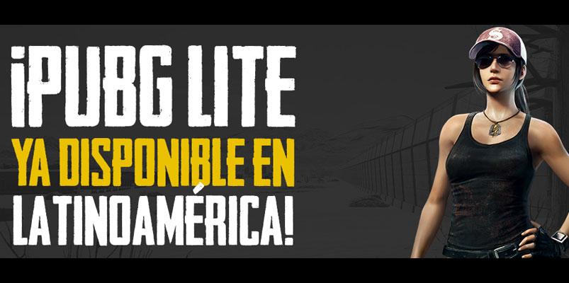 La beta de PUBG LITE para PC ya se juega en Latinoamérica