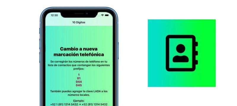 10 digitos iOS