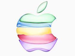 Apple 10 de septiembre de 2019