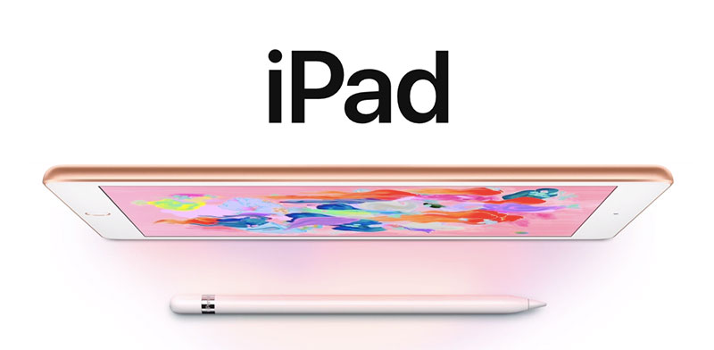 Apple 10 de septiembre de 2019 iPad