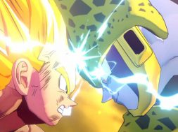 Arco de Cell Dragon Ball Z Kakarot