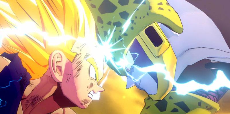 El Arco de Cell estará incluido en Dragon Ball Z: Kakarot, así se ve