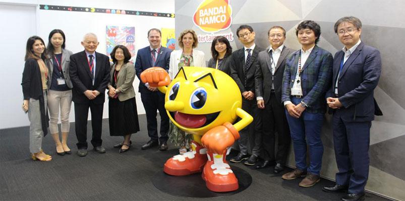 Bandai Namco Mobile es el nuevo estudio con sede en España
