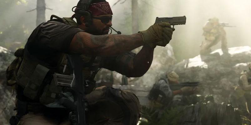 Betas de Call of Duty Modern Warfare
