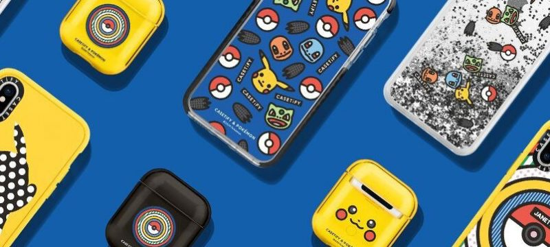 CASETiFY Pokemon Tercera Coleccion