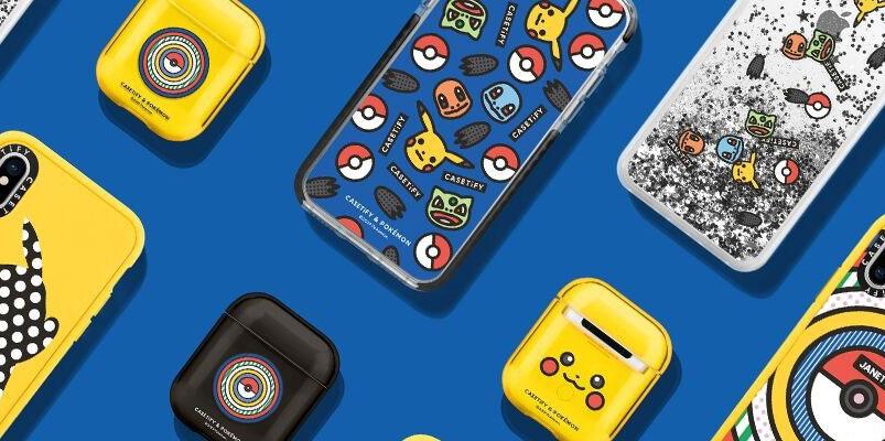 La tercera y última colección de CASETiFY y Pokémon ya casi lista