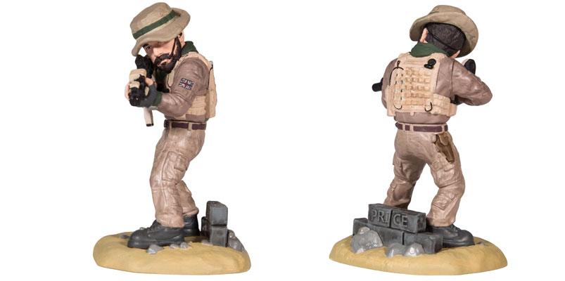 Call of Duty: Modern Warfare preventa Capitan Price