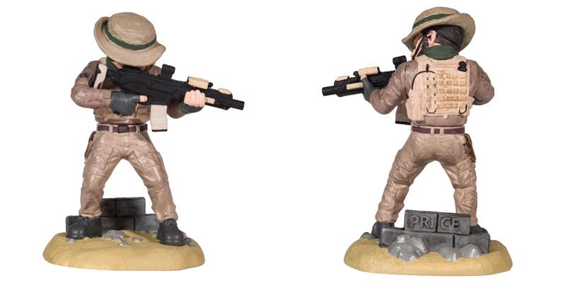 Call of Duty: Modern Warfare ventajas preventa Capitan Price